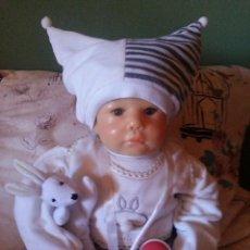 Muñecas Modernas - Reborn muñeco bebe Niels de la artista alemana Sybille Sauer - 47150950