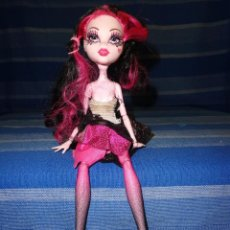 Muñecas Modernas: MONSTER HIGH - PRECIOSA MUÑECA MONSTER HIGH EN LA NUCA MATTEL 2008 111-1. Lote 47185808