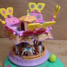 Muñecas Modernas: POLLY POCKET - BLUEBIRD 1996 - MINI TIO VIVO MINIATURA - POLLYPOCKET - TIOVIVO CON MOVIMIENTO. Lote 47386381