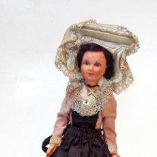 Muñecas Modernas: MUÑECA MILLETTE DE LE MINOR. MIDE 21CM DE ALTURA TOTAL. VER DESCRIPCION.. Lote 48656740