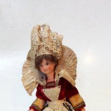 Muñecas Modernas: MUÑECA MAÏE DE LE MINOR. MIDE 23CM DE ALTURA TOTAL. VER DESCRIPCION. Lote 48656828