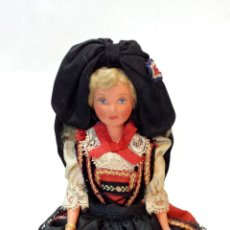 Muñecas Modernas: MUÑECA ODILE DE LE MINOR. MIDE 20CM DE ALTURA TOTAL. VER DESCRIPCION. Lote 48656963