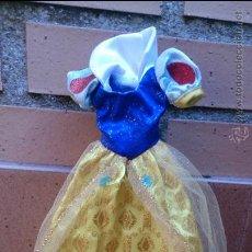 Muñecas Modernas: VESTIDO BLANCANIEVES. Lote 49327206