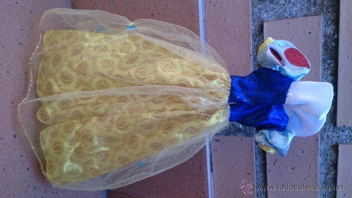 Muñecas Modernas: vestido Blancanieves - Foto 2 - 49327206