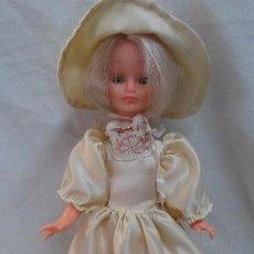 Muñecas Modernas: MUÑECA ANTIGUA FRANCESA SIMILAR A CATHIE DE BELLA . Lote 49410624