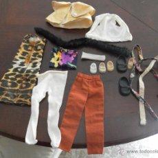 Muñecas Modernas: LOTE VESTIDOS Y ACCESORIOS BARBIE/BELLA. Lote 49884509