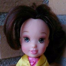 Muñecas Modernas: MUÑECA MÍNI PRINCESS DISNEY BABY DOLL, 16 CM. Lote 50085708