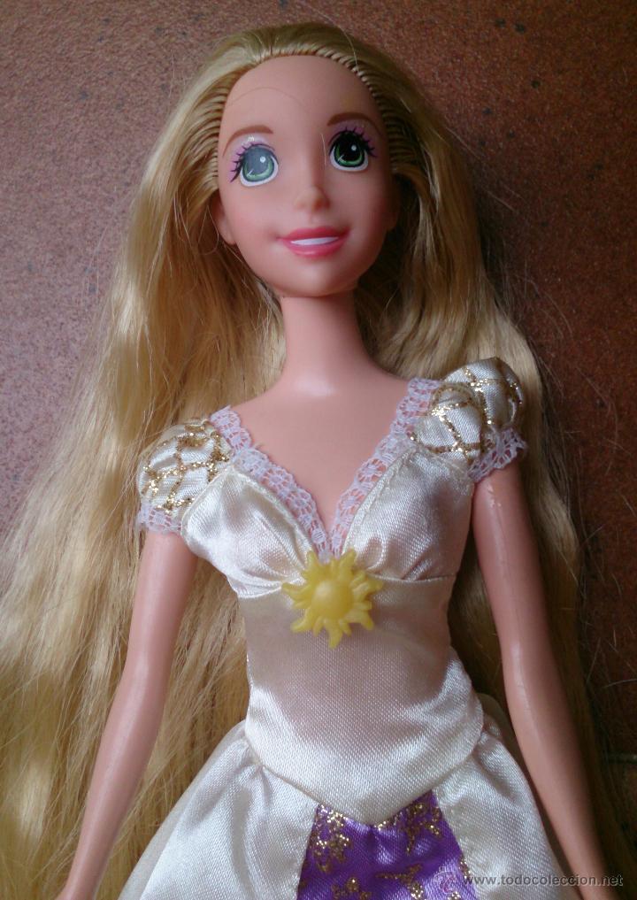 Muñecas Modernas: Muñeca Rapunzel con vestido de novia, princesas Disney - Foto 4 - 50173196