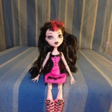Muñecas Modernas: MONSTER HIGH - PRECIOSA MUÑECA MONSTER HIGH EN LA NUCA MATTEL 2008 111-1. Lote 50762939
