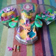Muñecas Modernas: POLLY POCKET DIAMOND WONDERLAND PLAYSET 2001. Lote 112710903