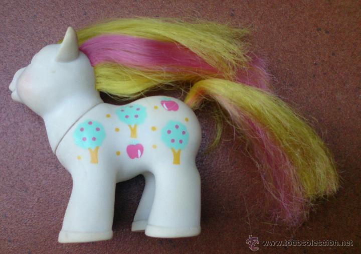 Muñecas Modernas: My Little Pony Hasbro 86 Baby Brother Apple Delight - Foto 3 - 51389396
