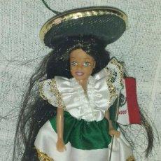 Muñecas Modernas: MUÑECA MEXICANA PARA COLGAR. Lote 51426267