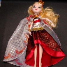 Bambole Moderne: MUÑECA EVER AFTER HIGH DÍA DEL DESTINO APPLE WHITE . Lote 51543773