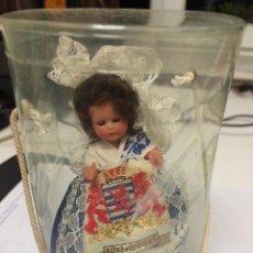 Muñecas Modernas: MUÑECA DE SOUVENIR. Lote 53032211