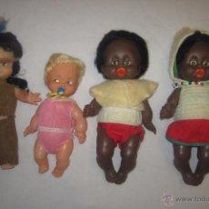 Muñecas Modernas: LOTE DE MUÑECAS. Lote 53194347