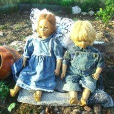 Muñecas Modernas: MUÑECA MUÑECO TONI Y TIMI DE ANNETTE HIMSTEDT. Lote 53231306