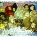 Muñecas Modernas: LOTE DE 18 CABEZAS, BRATZ, DISNEY, SINDY ETC... CON DEFECTOS, DOLL, POUPÉE. Lote 53774228