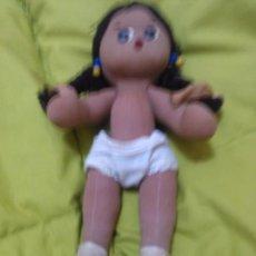 Muñecas Modernas: MUÑECA TRAPO ANTIGUA. Lote 54014680