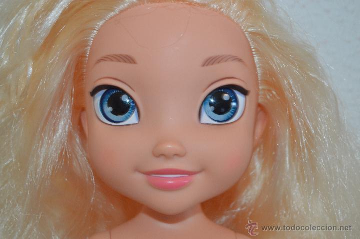 Muñecas Modernas: preciosa muñeca princesa elsa frozen disney pfs mgm - Foto 2 - 54988576