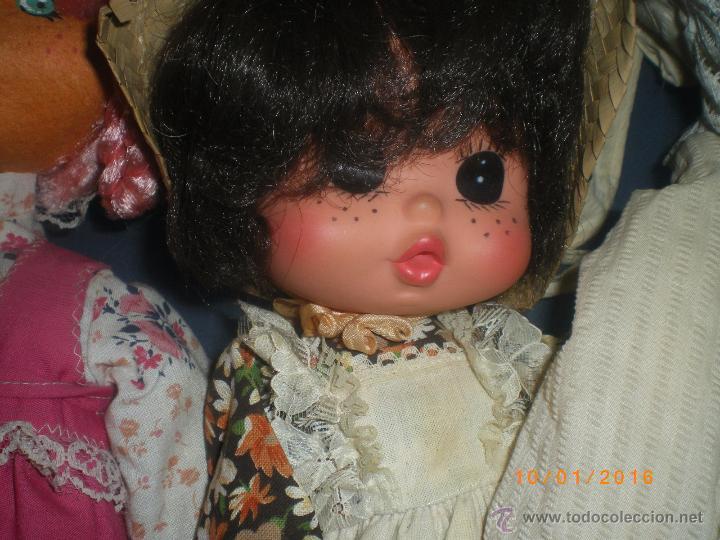 Muñecas Modernas: 3 MUÑECAS FRANCESAS AÑOS 70-80 - Foto 3 - 54419343