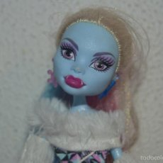 Bambole Moderne: PRECIOSA MUÑECA MONSTER HIGH ABBEY BOMINABLE PFS. Lote 262966605