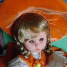 Muñecas Modernas: MUÑECA VINTAGE ITALIANA DE ZANINI E ZAMBELLI AÑOS 70. Lote 55909031