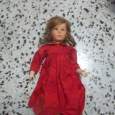 Muñecas Modernas: MUÑECA ANTIGUA ALEMANA DEL 1960. Lote 56693972