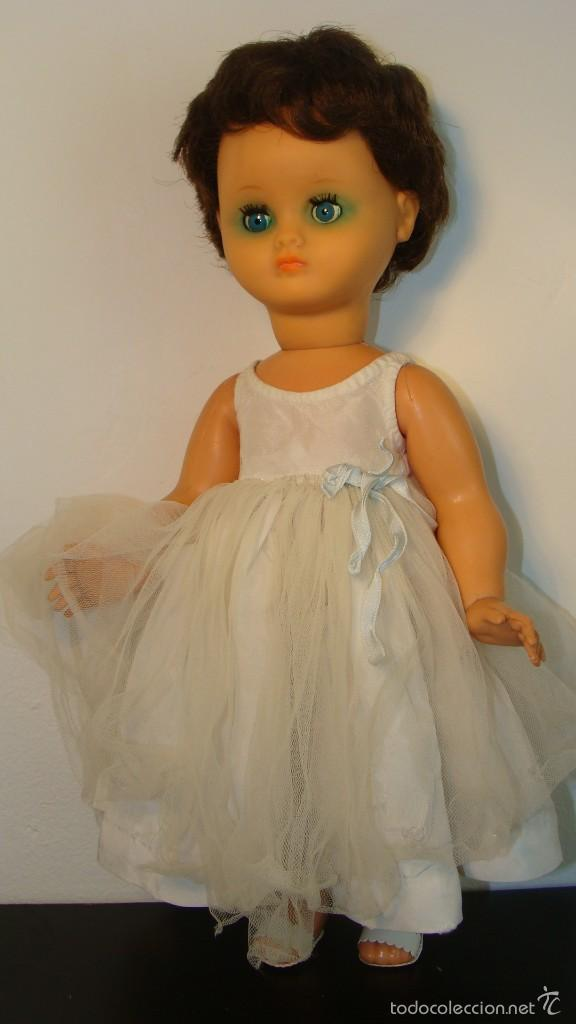 ANTIGUA MUÑECA FRANCESA (BELLA) (Juguetes - Muñeca Extranjera Moderna - Otras Muñecas)