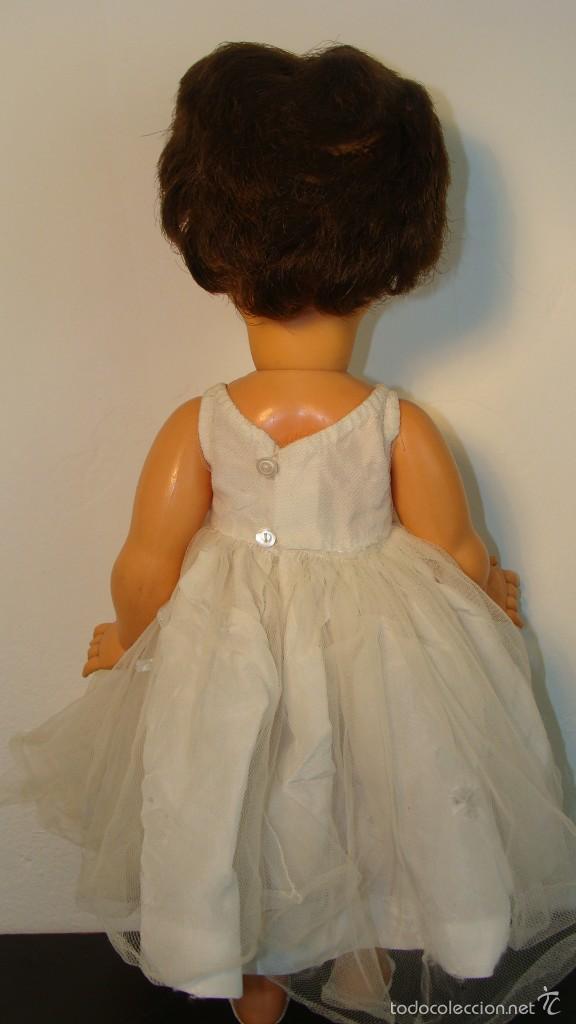 Muñecas Modernas: ANTIGUA MUÑECA FRANCESA (BELLA) - Foto 4 - 57070571