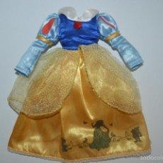 Muñecas Modernas: PRECIOSO VESTIDO DE MUÑECA BLANCANIEVES ZAPF CREATION. Lote 57409458