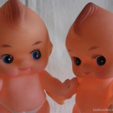 Muñecas Modernas: MUÑECOS DE GOMA MUÑECO MUÑECA KEWPIE GOMA JAPONES. Lote 57833969