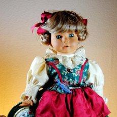 Muñecas Modernas: MUÑECA ALEMANA DE ENGEL PUPPE (MANUFACTURA ALEMANA) EN VINILO. Lote 58084278