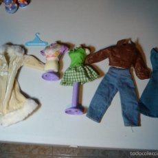Muñecas Modernas: LOTE ROPA Y MANIQUIES, DESCONOZCO SI ES ORIGINAL O IMITACION. VER FOTOS. Lote 58088974