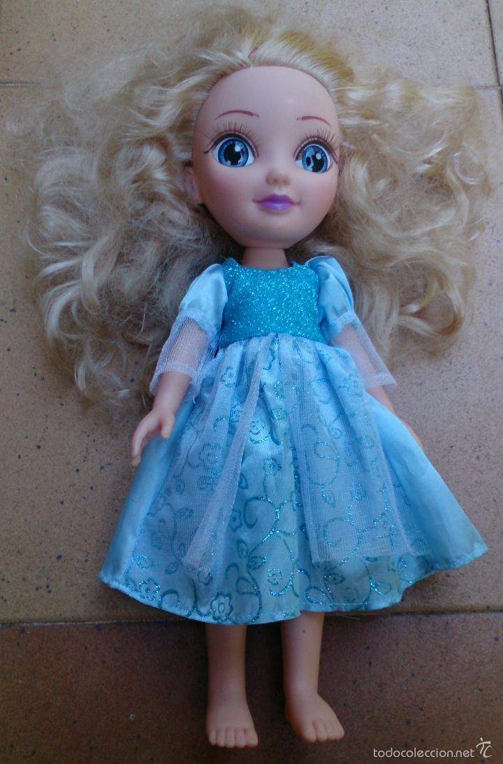 Muñecas Modernas: Muñeca princesa Elsa Frozen - Foto 3 - 58111156