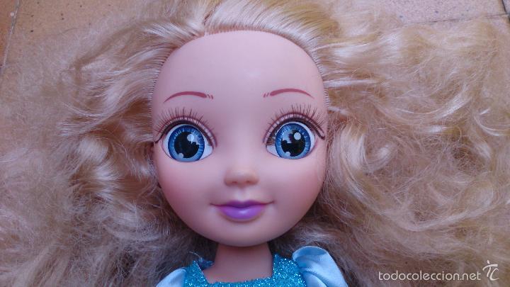 Muñecas Modernas: Muñeca princesa Elsa Frozen - Foto 7 - 58111156