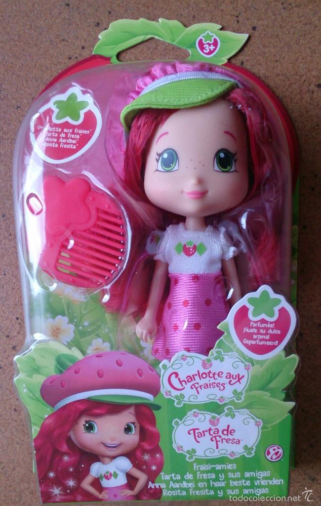 Muneca Tarta De Fresa 2014 Strawberry Shortca Sold