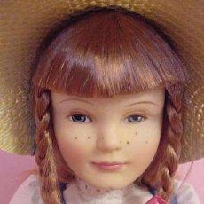Muñecas Modernas: MUÑECA AMERICANA EFFANBEE DE VINYLO DE 1983. Lote 58267425