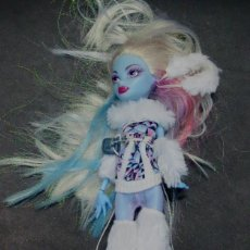 Moderne Puppen - MUÑECA MONSTER HIGH ABBEY BOMINABLE - 58364474