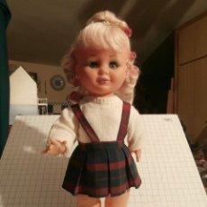 Muñecas Modernas: MUÑECA ANTIGUA 50 CM. Lote 58415459