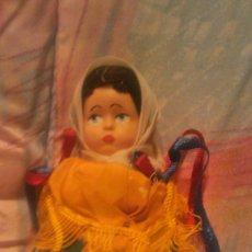 Muñecas Modernas: MUÑECA REGIONAL.. Lote 58572002
