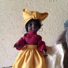 Muñecas Modernas: MUÑECA GAMBINA NEGRITA NEGRA NEW ORLEANS. Lote 58572430