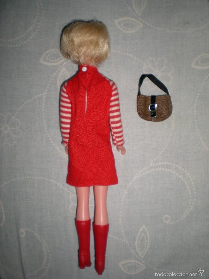 Muñecas Modernas: coleccionistas!!..rara tressy maniquí inglesa modelo mary make-up años 60/70 ropita original - Foto 8 - 58629732