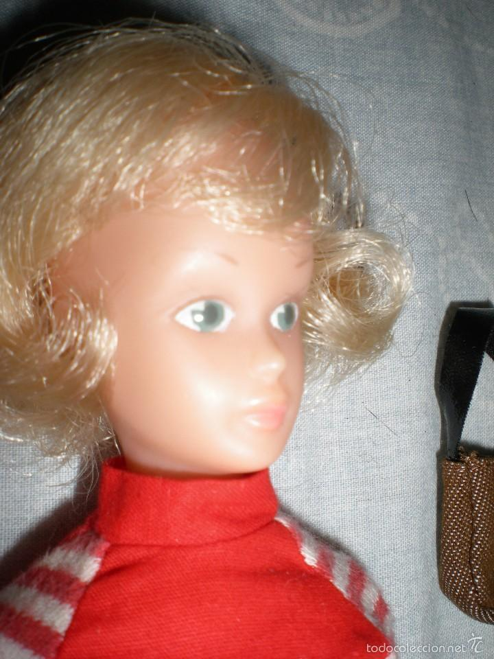 Muñecas Modernas: coleccionistas!!..rara tressy maniquí inglesa modelo mary make-up años 60/70 ropita original - Foto 10 - 58629732