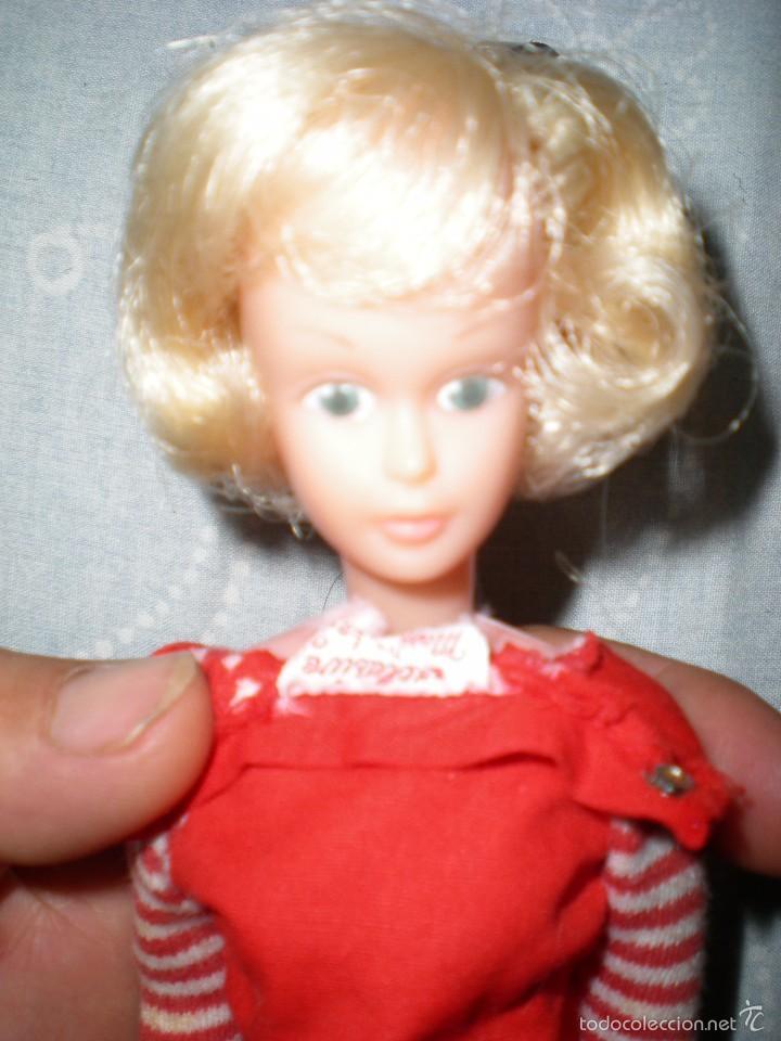 Muñecas Modernas: coleccionistas!!..rara tressy maniquí inglesa modelo mary make-up años 60/70 ropita original - Foto 13 - 58629732