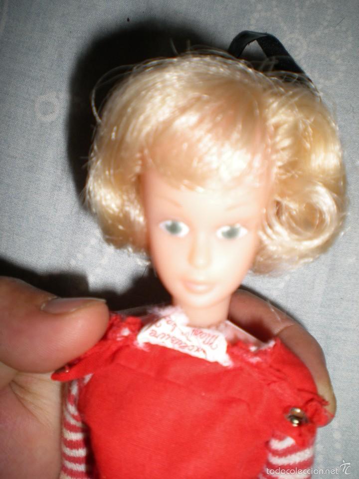 Muñecas Modernas: coleccionistas!!..rara tressy maniquí inglesa modelo mary make-up años 60/70 ropita original - Foto 14 - 58629732