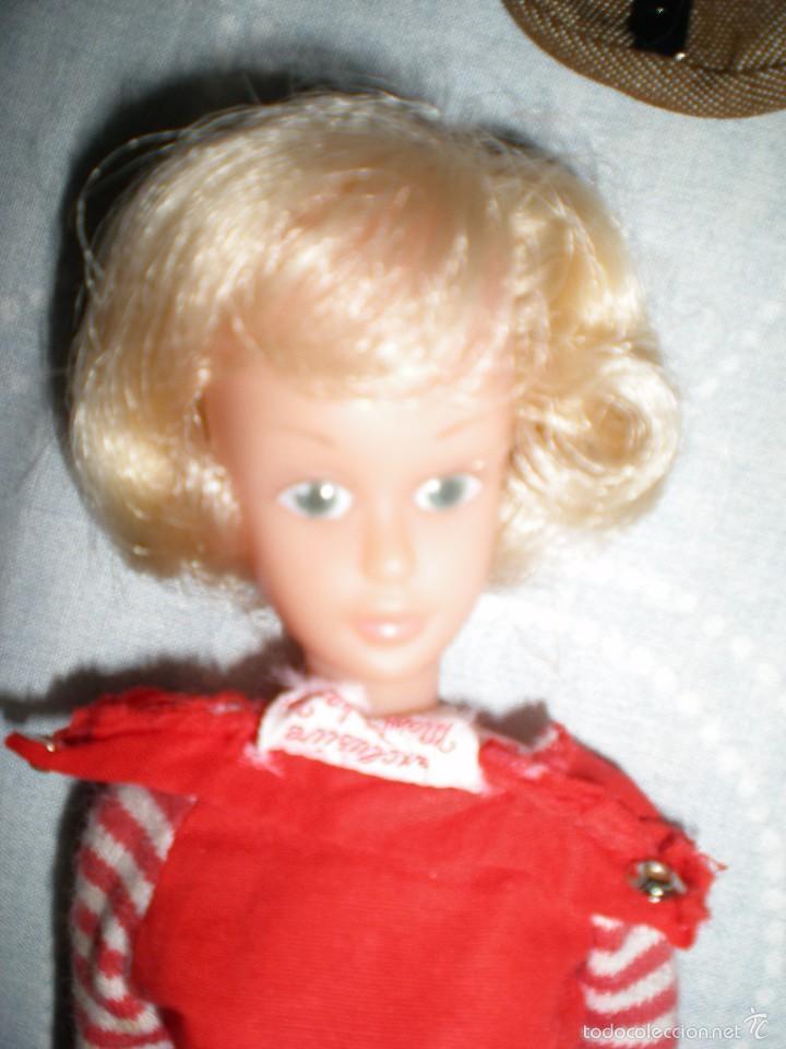 Muñecas Modernas: coleccionistas!!..rara tressy maniquí inglesa modelo mary make-up años 60/70 ropita original - Foto 15 - 58629732