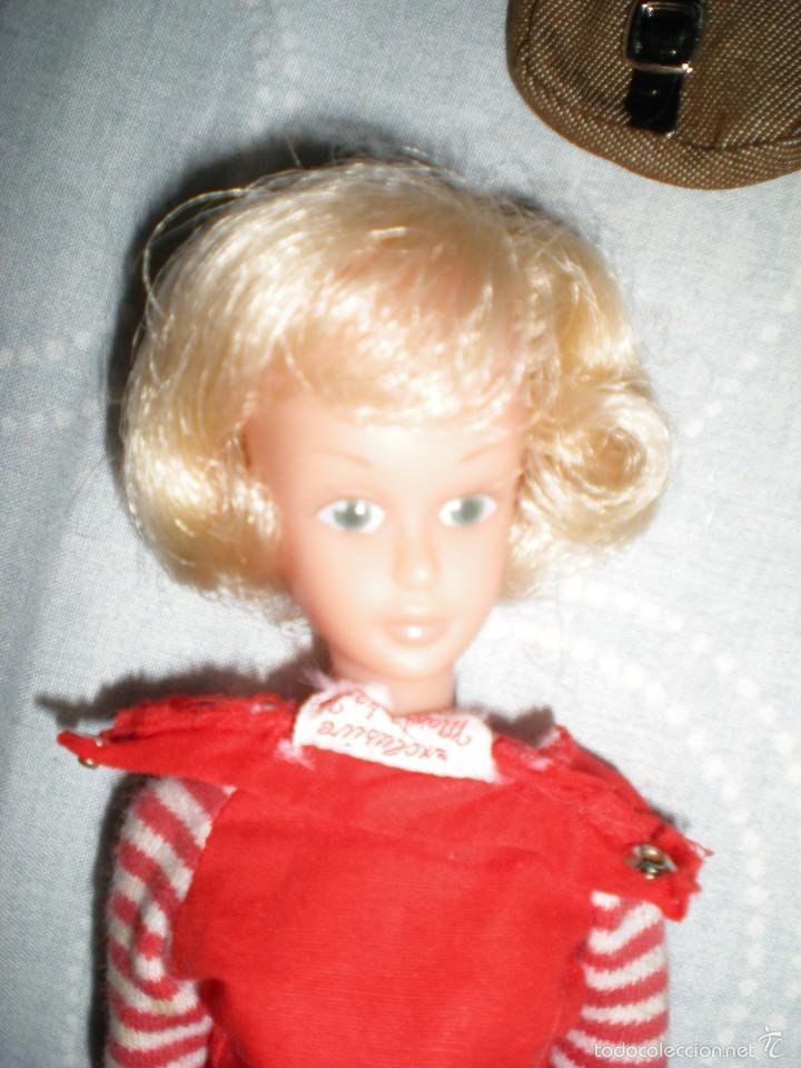 Muñecas Modernas: coleccionistas!!..rara tressy maniquí inglesa modelo mary make-up años 60/70 ropita original - Foto 16 - 58629732