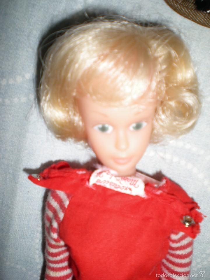 Muñecas Modernas: coleccionistas!!..rara tressy maniquí inglesa modelo mary make-up años 60/70 ropita original - Foto 17 - 58629732