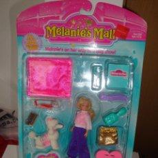 Muñecas Modernas: MINI MUÑECA MELANIE'S MALL. ESTILO BARBIE EN MINIATURA. Lote 58856551