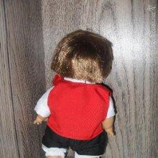 Muñecas Modernas: MUÑECO BEBE PAOLA REINA GALLEGO 22 CM GALICIA. Lote 58899175